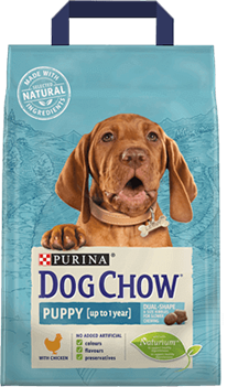 Purina Dog Chow Puppy Kylling