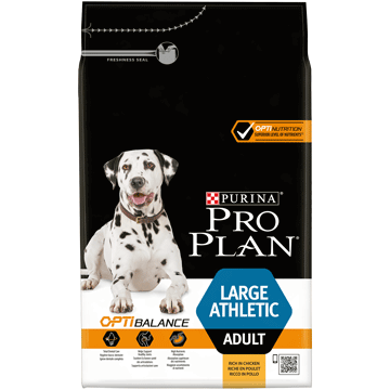 ​PURINA® PRO PLAN® Large Athletic Adult med OPTIBALANCE™ Rik på kylling
