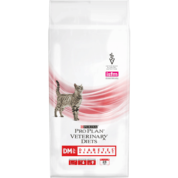 PURINA® PRO PLAN® VETERINARY DIETS Feline DM St/Ox Diabetes Management (Tørrfôr)