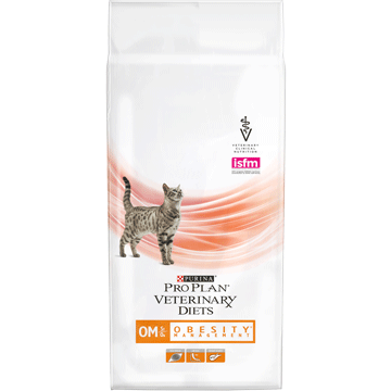 PURINA® PRO PLAN® VETERINARY DIETS Feline OM St/Ox Obesity Management (Tørrfor)